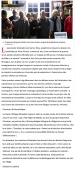 Sud Ouest-eko artikulua 500 euroko xeke bat UHABIA ikastolarentzat