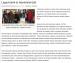 Iparraldeko Hitza Artikulua 500 euroko xeke bat UHABIA ikastolarentzat